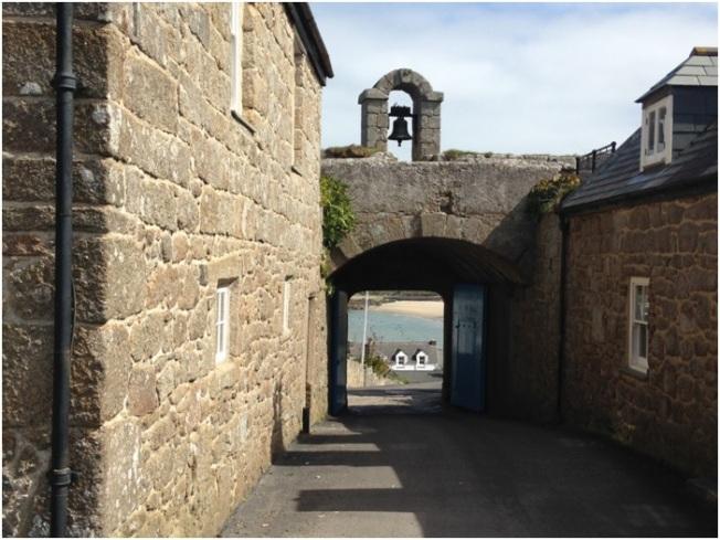 Adanın old town kısmı