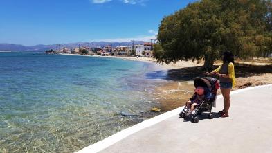 Elafonisos sahil seridi
